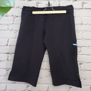 Lululemon Classic French Terry Crops